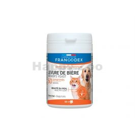 FRANCODEX Brewer Yeast (pivovarské kvasnice) pro psy a kočky (60