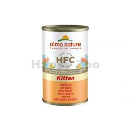 Konzerva ALMO NATURE Natural Kitten kuřecí 140g