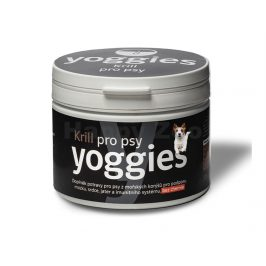 YOGGIES krill pro psy 300g