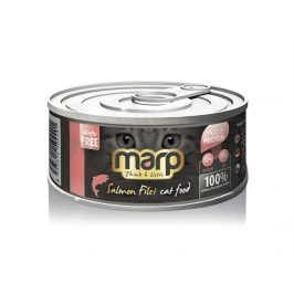 Konzerva MARP Cat Salmon Filet 70g