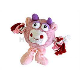 Hračka TOMMI plyš - Monster Friend růžový 21cm