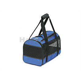 Taška FLAMINGO Divina (M) 50x28x30 modrá