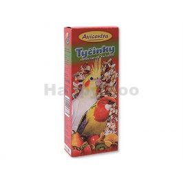 Tyčinky AVICENTRA malý papoušek ovocno-ořechové (2ks)
