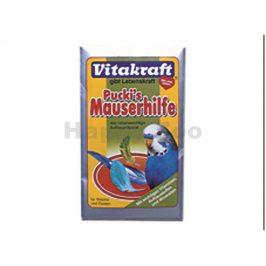 VITAKRAFT Mauserhilfe - pro andulky 20g