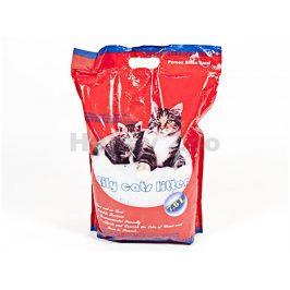Podestýlka LILY CATS LITTER silikagel 7,6l (DOPRODEJ)
