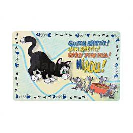Prostírání TRIXIE Guten Appetit pro kočku 44x28cm