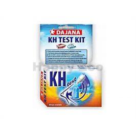 DAJANA KH Test Kit 10ml  (uhličitanová tvrdost)