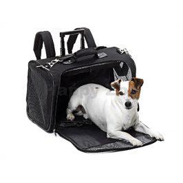 Batoh a taška s kolečky 5v1 FLAMINGO Smart Trolley 52x26x34cm