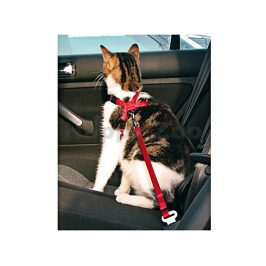 Bezpečnostní postroj do auta pro kočku TRIXIE 20-50cm