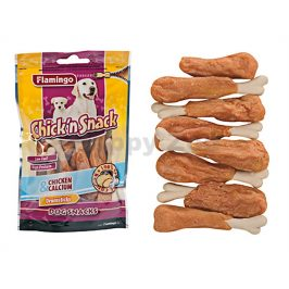 FLAMINGO Chick´n Snack - Calcium Bone with Chicken 85g