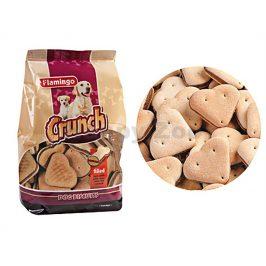 FLAMINGO Crunch - Sandwich Hearts 500g