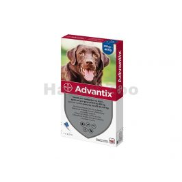 ADVANTIX S.O. 1x4ml (pro psy 25-40kg)