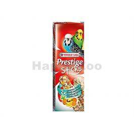 V-L Prestige Sticks Budgies - tyčky s exotickým ovocem 2x30g