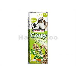 V-L Crispy Sticks - zeleninové tyčky pro morčata a králíky 2x55g
