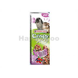 V-L Crispy Sticks - tyčky pro činčily a králíky s lesním ovocem