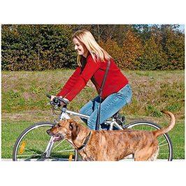 Vodítko na kolo a běhání TRIXIE 100-200x2,5cm