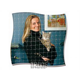 Ochranná transparentní síť TRIXIE pro kočky 2x1,5m