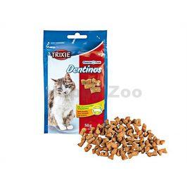 TRIXIE Dentinos pro kočky 50g