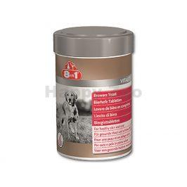 8in1 pivovarské kvasnice pro psy (260tbl.)