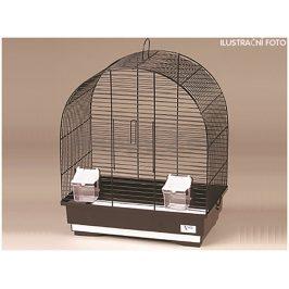 Klec BIRD JEWEL KS 8 černá 40x25,5x47,5cm