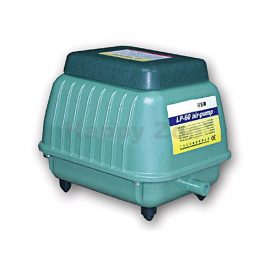 Membránový kompresor RESUN LP 60 (80W, 70l/min)