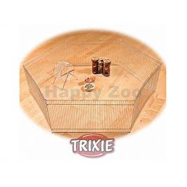 Kovová ohrádka TRIXIE pro drobné hlodavce (6 dílů o velikosti 48