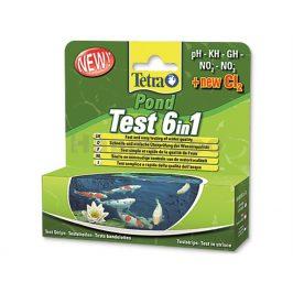 TETRA Pond Test 6in1 (25ks)
