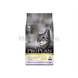 PRO PLAN Cat Light Turkey 10kg