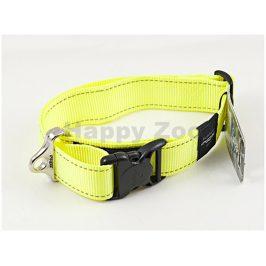 Obojek ROGZ Utility HB 19 H-Dayglow Yellow (XXL) 4x50-80cm