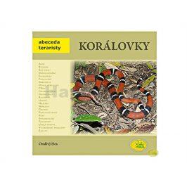 Kniha ROBIMAUS - Korálovky (DOPRODEJ)