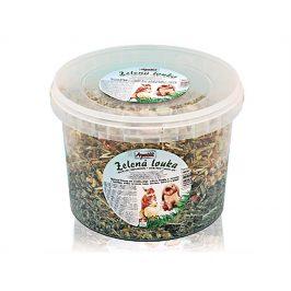 APETIT Zelená louka 1kg (3l) (vědro)