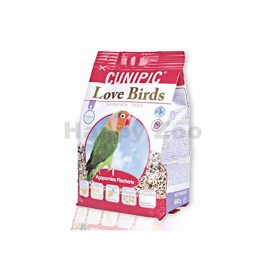 CUNIPIC Love Birds (Agapornis) 650g