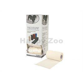 Elastické obinadlo KRUUSE Valueline bílé (10cm, 4,5m)