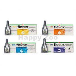 FLEVOX Spot-on Dog (L) 268mg 1x0,5ml (pro psy 20-40kg)
