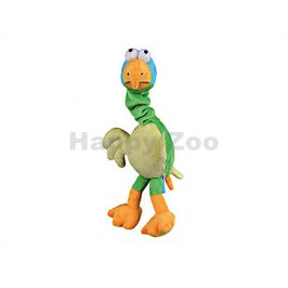 Hračka TRIXIE plyš - pták s natahovacím krkem a zvukem 30cm