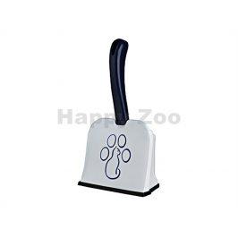 Plastová lopatka TRIXIE na kočičí toaletu se stojánkem (L)