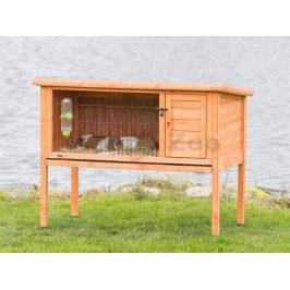 Dřevěná klec pro králíky TRIXIE 116x92x63cm