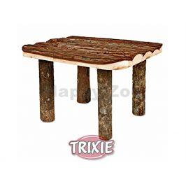 Dřevěný domek/plošina na nohách TRIXIE 30x22x25cm