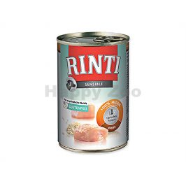 Konzerva RINTI Sensible - kuře a rýže 400g