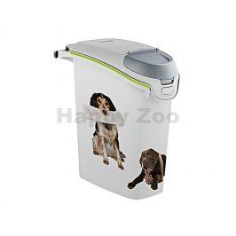 CURVER plastový barel na krmivo pro psa 10kg