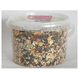 APETIT Extra Mix pro hlodavce 1,4kg (vědro 3l)