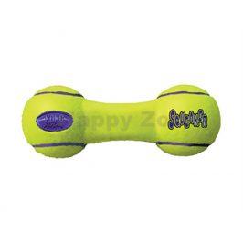 Hračka KONG Air tenis - činka (S) 5x13cm