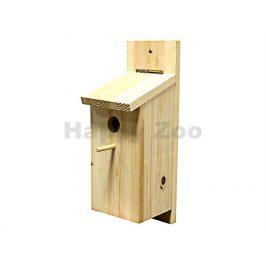 Venkovní budka pro sýkorky FLAMINGO Handicraft 12x12x36cm