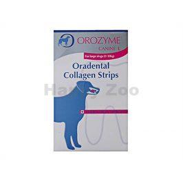 OROZYME žvýkací plátky pro psy (L) (nad 30kg) 141g