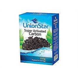 Aktivní uhlí UNIONSTAR 350g