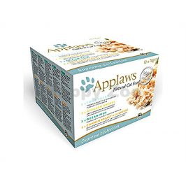 Multipack konzerva APPLAWS Cat - Supreme Selection 12x70g