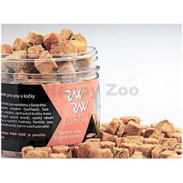 RAW RAW Freeze Dried - losos a špenát 33g