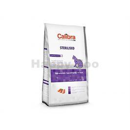 CALIBRA Cat Expert Nutrition Sterilised Chicken & Rice 7kg