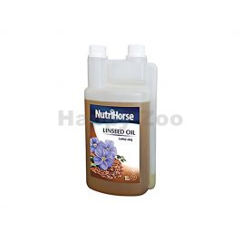 NUTRI HORSE Lněný olej 1000ml