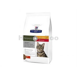 HILLS Feline Metabolic and Urinary Stress 4g
